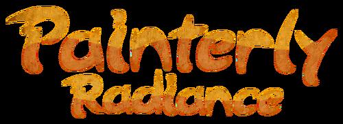 Painterly Radiance Logo
