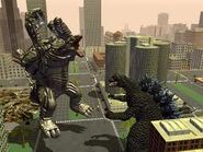 Godzilla DAM