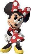 INFINITY Minnie Mouse render