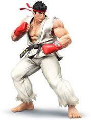 Ryu Smash Bros