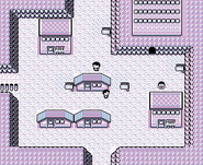 Screen PokémonRed-LavenderTown