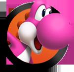 MHWii PinkYoshi icon