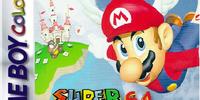 Super Mario 64 Color (1999 Game Boy Color Port)