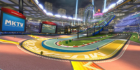 Mario Kart 8 Switch Circuit