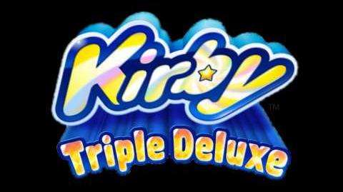 Kirby Triple Deluxe - Grassland - Music