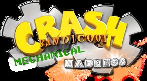 Crash Bandicoot Mechanical Madness