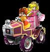 MKTR Peach and Daisy