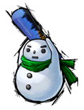 Brawl Sticker Snowman (1080 Avalanche)