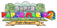 Super Paper Mario 2: Craft Champion- Gallery