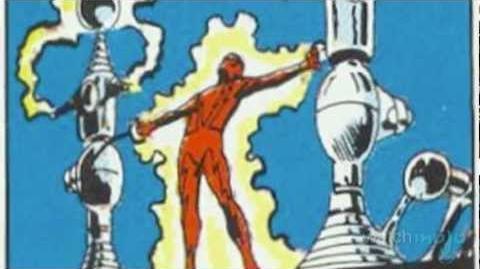Supervillain Origins Electro