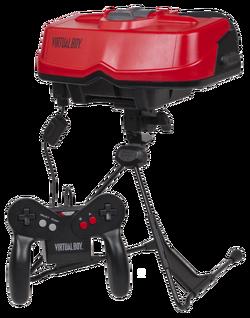 Virtual-Boy-Set