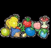 Berries&FruitTGemstones