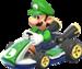 Luigi MK8 Icon
