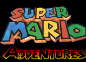 File:Super Mario Adventures Logo.png