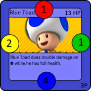 Blue Toad AR FIX