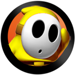 MHWii YellowShyGuy icon
