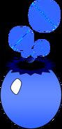 Bubble Blueberry