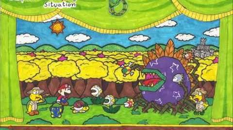 Paper Mario: The Metora Kingdom/Music