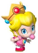 File:Baby Peach - Mario Kart 8 Wii U.png
