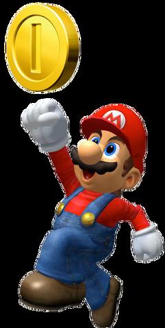 File:SSB3DSA Mario Artwork 1.png