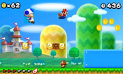 2 Player Mario Blow Game