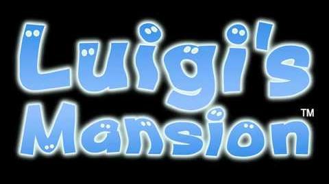 Game Boy Horror (Luigi's Mansion)