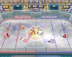 Hockey Mario