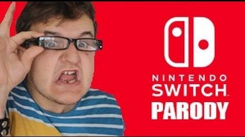 Nintendo Switch PARODY