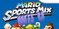Mario Sports Mix Wii U