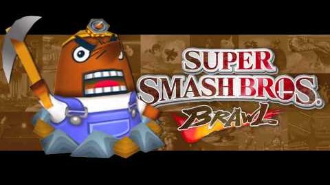 Super Smash Bros. 5 Music Go K.K