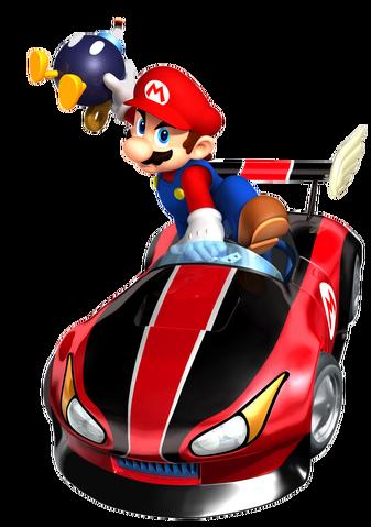 File:Wild Wing Mario Artwork - Mario Kart Wii.png