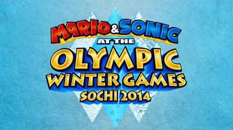 Bob-Omb Battlefield (Mario & Sonic at the Sochi 2014 Olympic Winter Games)