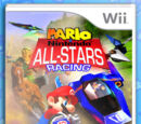 Nintendo all star kart racing