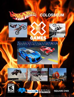 Hot-Wheels CXG