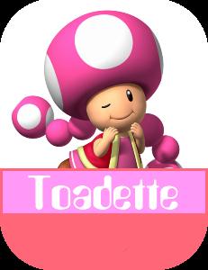 Toadette MR