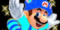P-Raccoon Mario