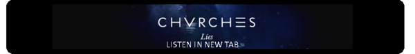 CHVRCHES-LIES