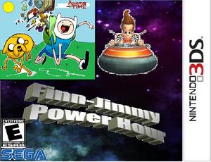 FJPH 3DS Box art