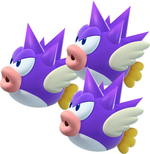 Triple Spiny Cheep-Cheep