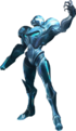 Dark Samus Smash Bros