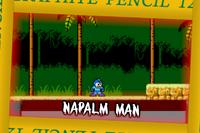 MASSES Arena Napalm Man