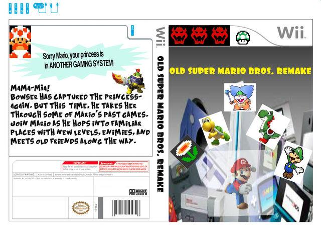 File:Old Super Mario Bros Remake.jpg