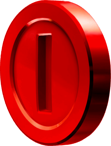 File:Red CoinSMWWii.png