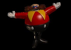 Sonic z robotnik