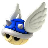 Spiny Blue Shell