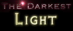 The darkest light logo