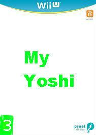 My Yoshi Wii U