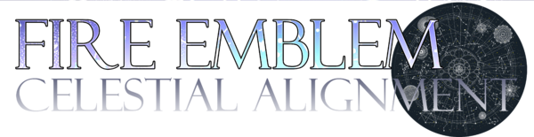 Fire Emblem Celestial Alignment logo