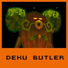 DEKU BUTLER