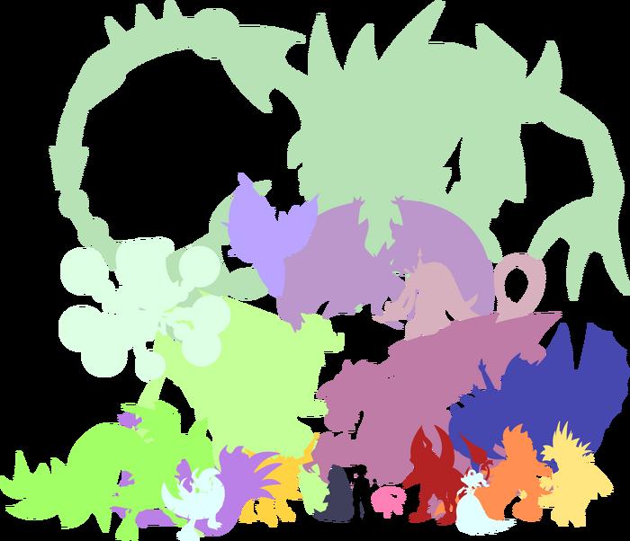 Supreme Evolution Size Chart